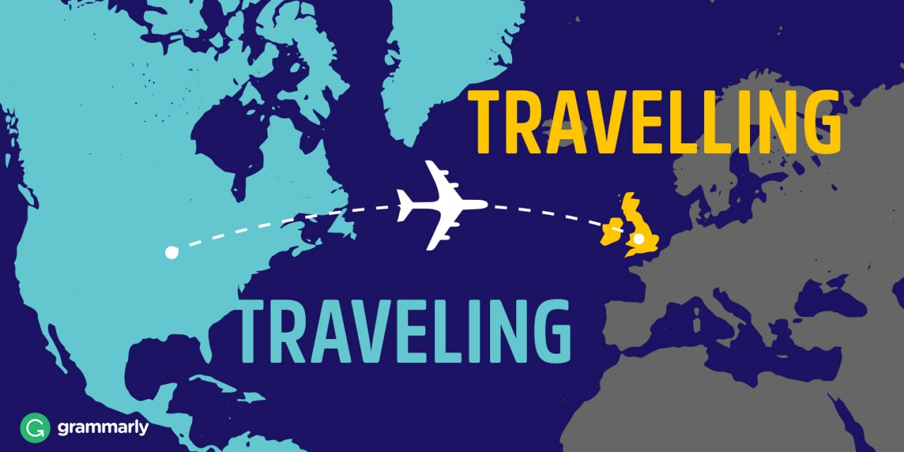 Traveling or Travelling?
